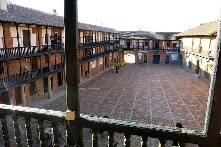 Hospederia Santa Elena, San Carlos del Valle