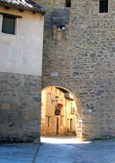 Mirambel Portal de las Monjas