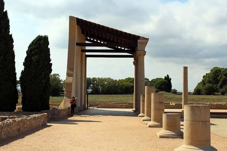 Empuries Forum roma