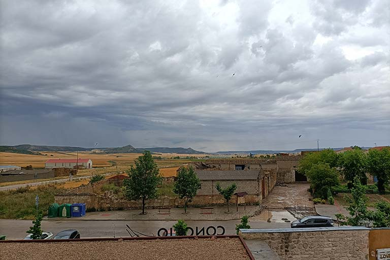 Concejo Hospederia. Vilaria la Buena, Valladolid