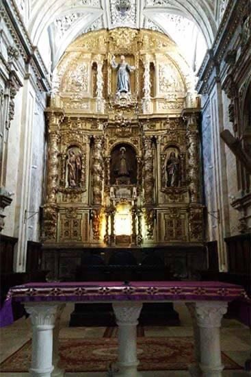 Iglesia de Santa Maria del Camino, Carrion de los Condes, Palencia