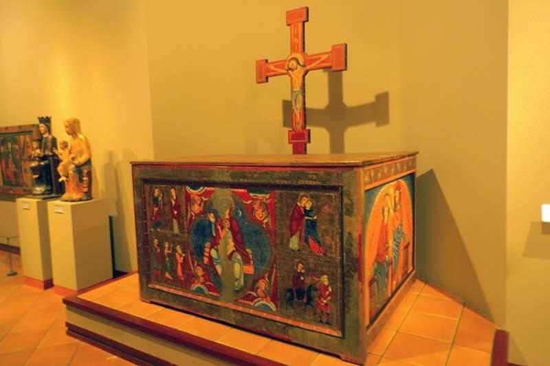 Monestir de Santa Maria de Lluça