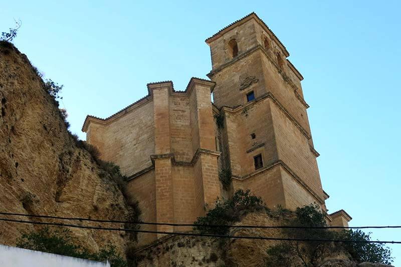 Montefrio Iglesia de la Villa