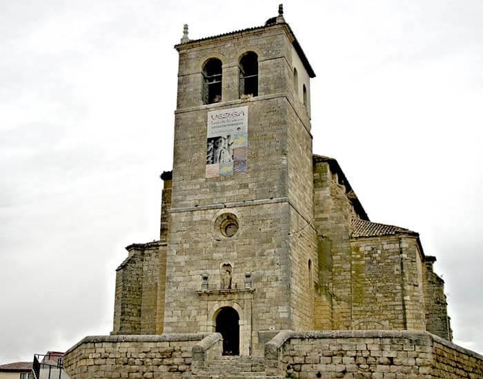 Santa Maria del Castillo de Fromista