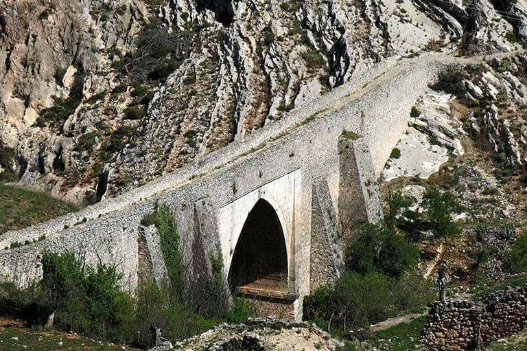 Bocairent Camino de la Ermita del Sant Crist