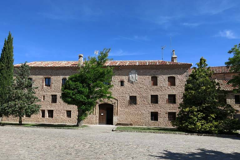 Medinaceli Convento de Sanata Isabel