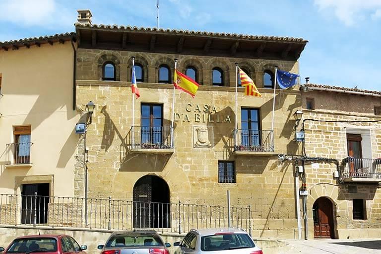 Murillo de Gallego Ayuntamiento