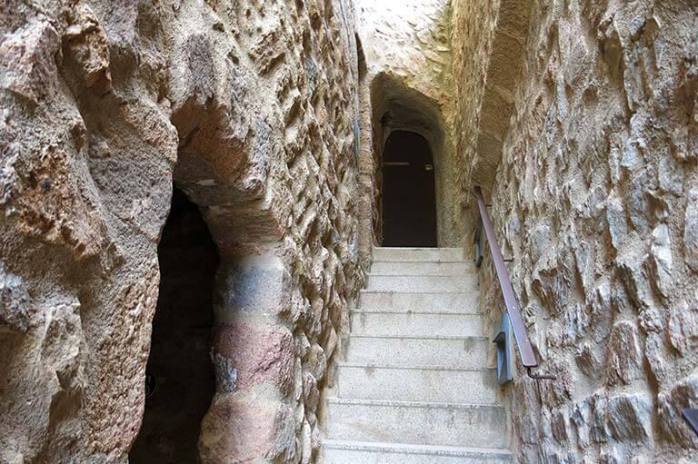 Sant Feliu de Guixols, Girona, Torre del Fum