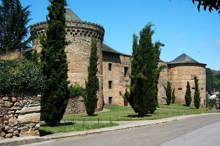 Villafranca del Bierzo Castillo