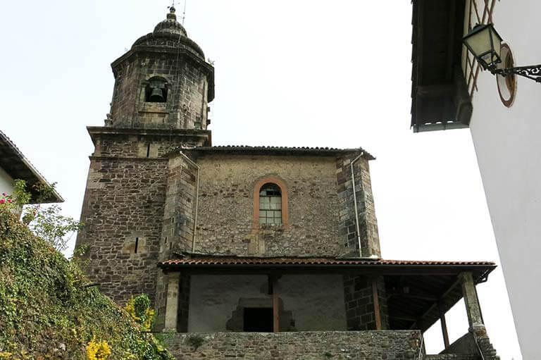 Zubieta Iglesia Parroquial de la Asunción