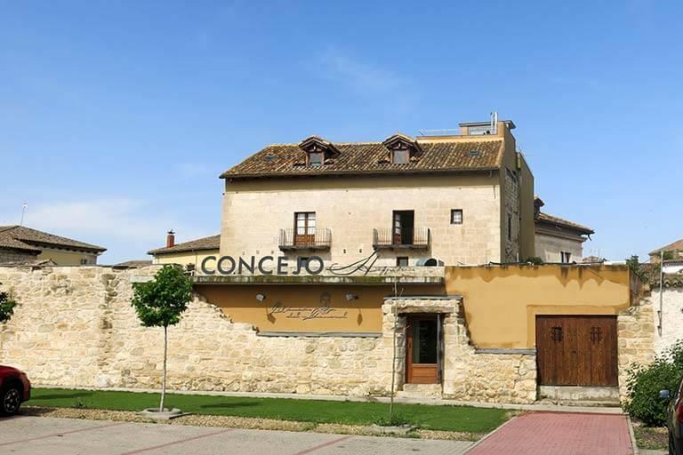 Concejo Hospederia. Valoria la Buena, Valladolid