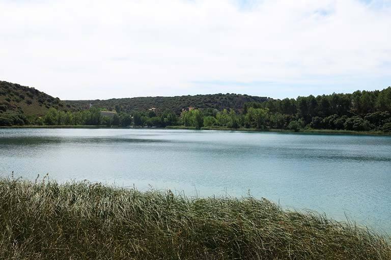 Lagunas de Ruidera El Hundimiento