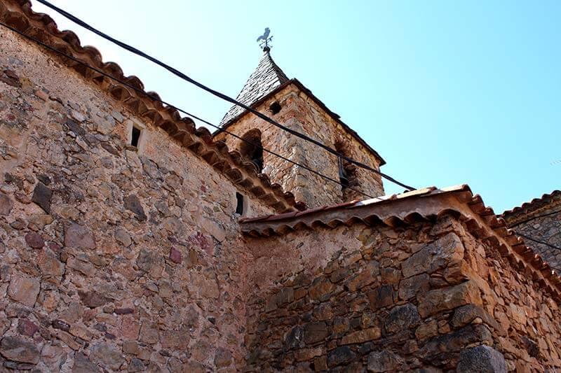 El Querforadat Esglesia de Sant Genis