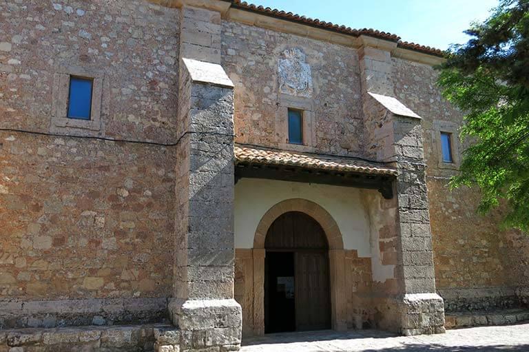 Medinaceli Iglesia de San Martin