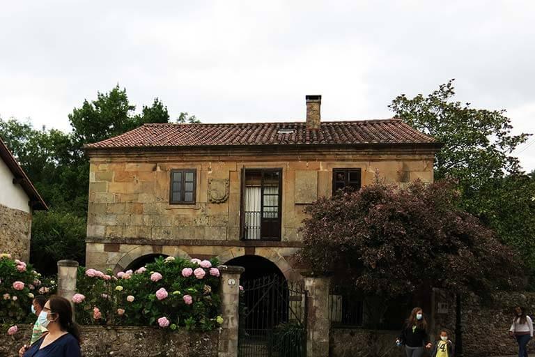 casa de Rañada Rubalcaba, Lierganes, Cantabria