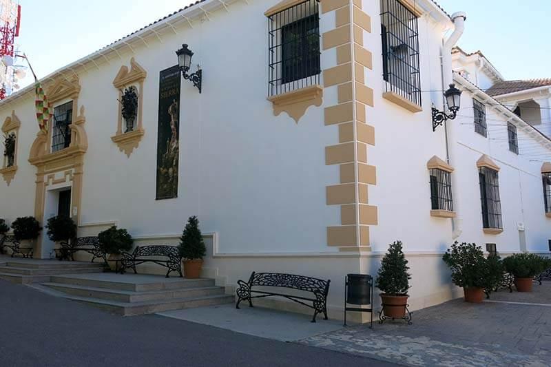 Santuario de Santa Maria de la Sierra, Cabra