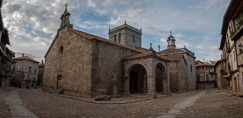La Alberca Iglesia de La Asunción