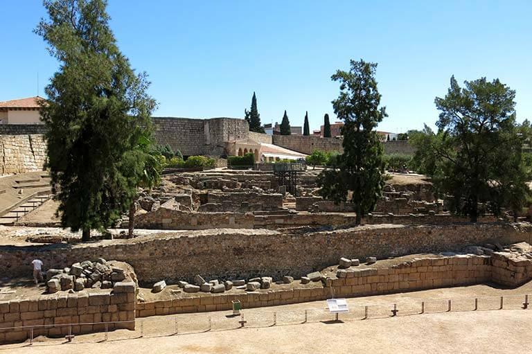 Merida Alcazaba