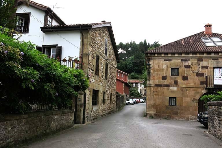 Calle Convento, Lierganes, Cantabria