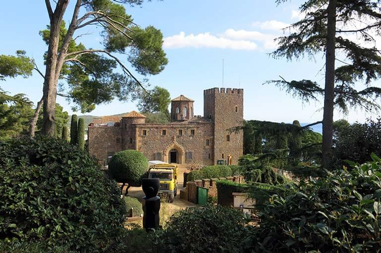 Castell de Cap Roig Calella de Palafrugell