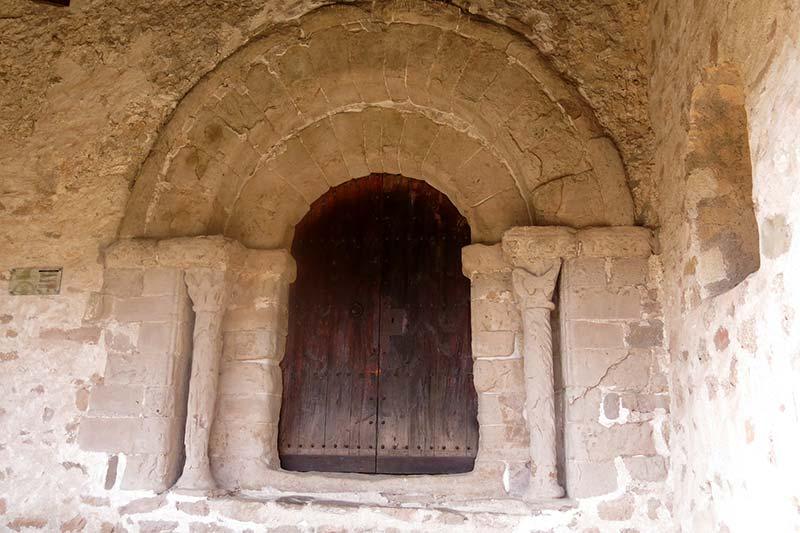 Església de Sant Quirze de Pedret