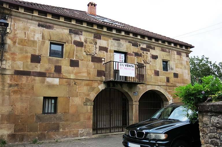Casa Langre, Lierganes, Cantabria