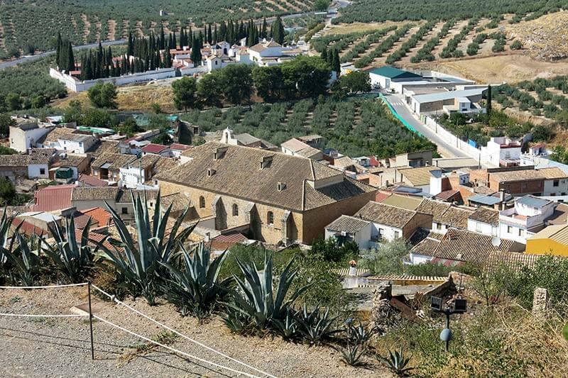Alcaudete Iglesia parroquial de San Pedro Apostol