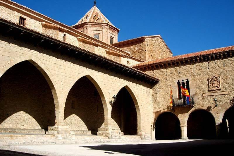 Cantavieja Ayuntamiento