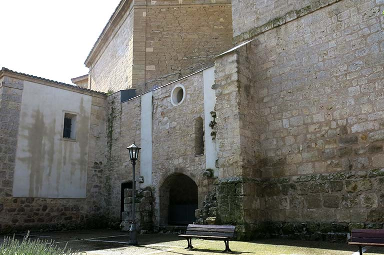 Iglesia de San Pedro Apostol, Valoria la Buena, Valladolid