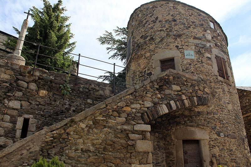 Llivia, Torre Bernat de So