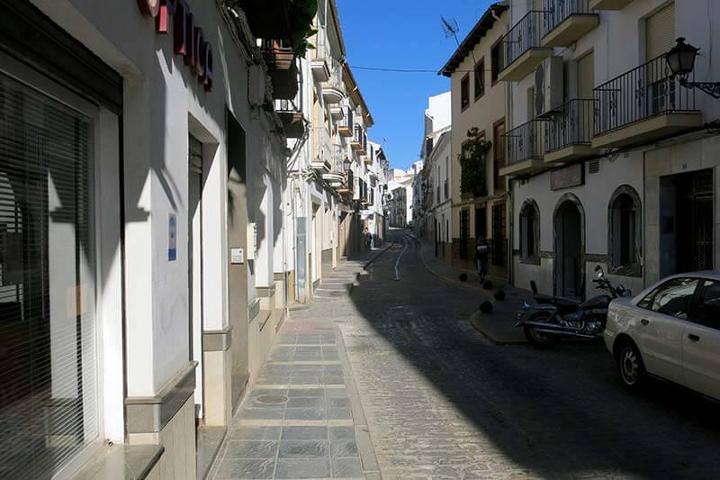 Montefrio Calle Alta