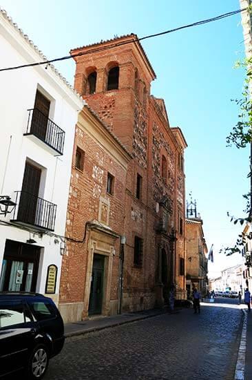 Iglesia de San Agustin de Almagro