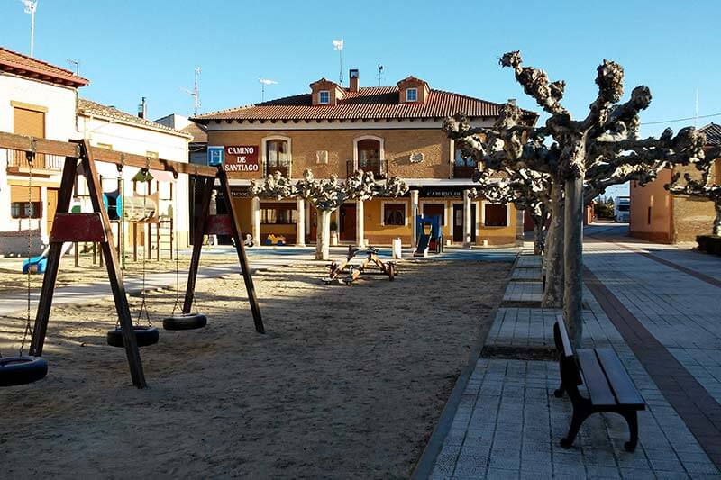 Fromista, Hostal Camino de Santiagol