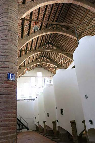 Celler modernista Sarral