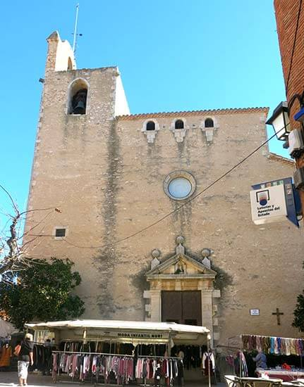 Begur Esglesia de Sant Pere
