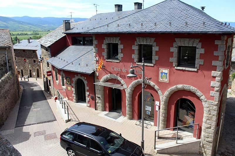 Llivia, Ajuntament i Museu
