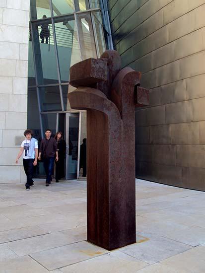 Museo Guggenheim Bilbao (Foto L.L.)