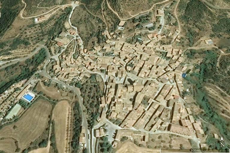 Aguero (Google earth 2019-12-01)
