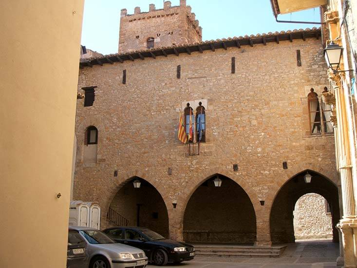 La-Iglesuela-del-Cid Ayuntamiento