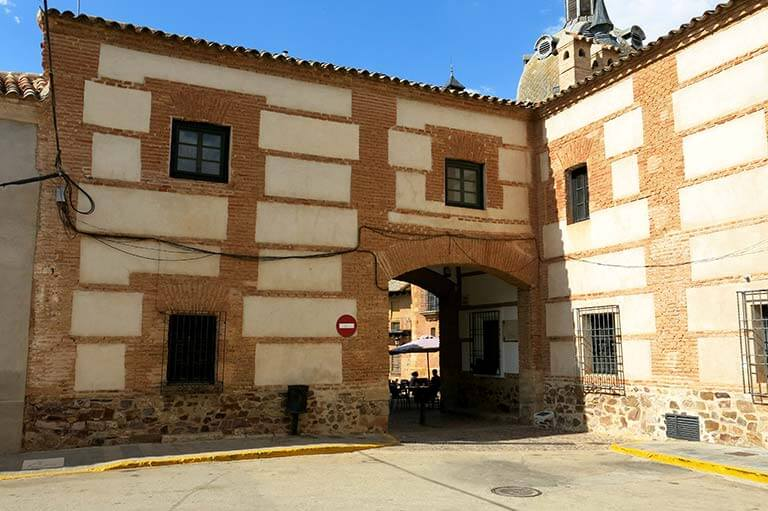 Plaza de San Carlos del Valle