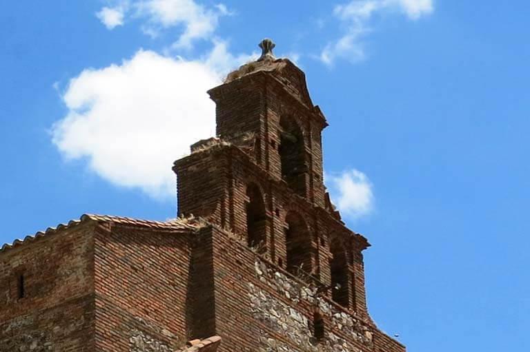 Almaden Iglesia San Sebastian