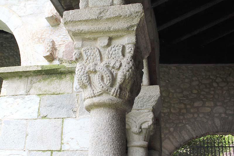 Catedral de La Seu d'Urgell Claustre