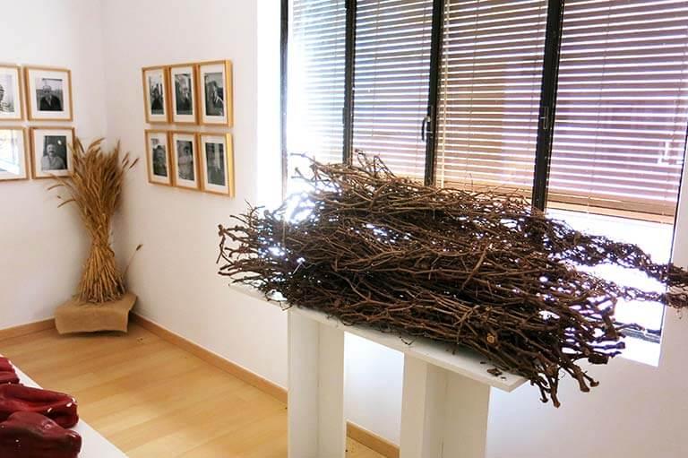 Museo de Arte Contemporaneo de Villanueva de los Infantes Exposicion Sudor