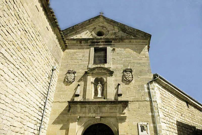 Ubeda Convento de la Concepcion