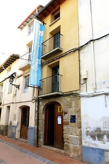 Ayerbe Centro Ramon y Cajal