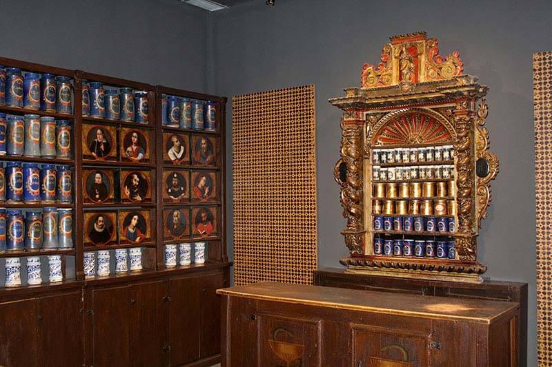 Llivia, Museu, Farmacia Esteva