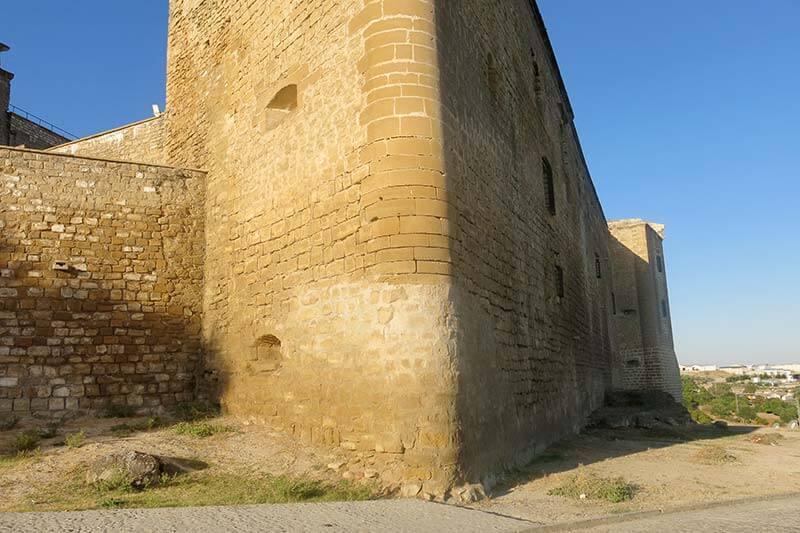Castillo de Sabiote
