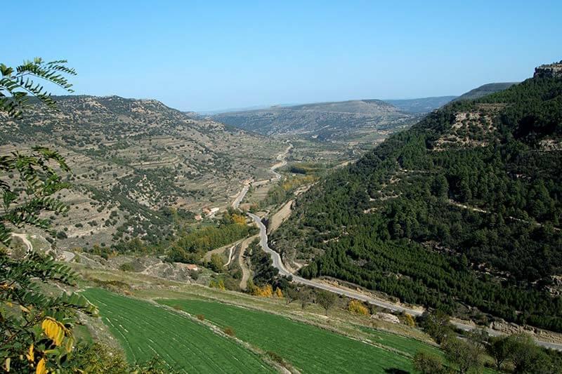Maestrazgo de Teruel