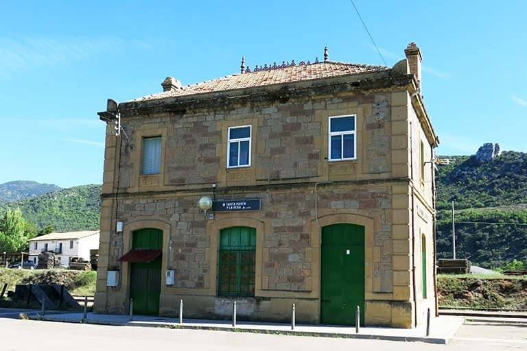 Estacion, La Peña Estacion