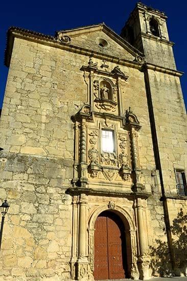 Montefrio Iglesia del Convento de San Antonio